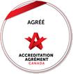 Logo Accréditation Agrément Canada
